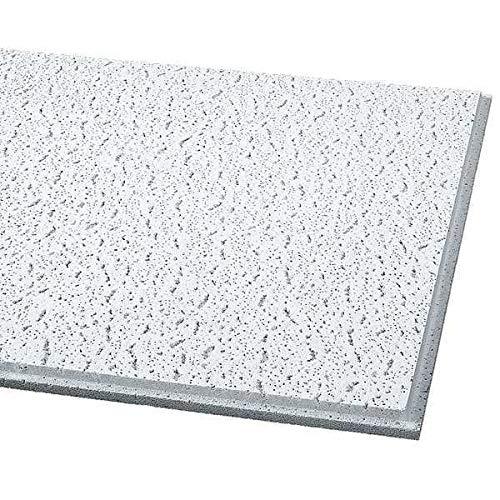 Amazon Com Acoustical Ceiling Tile 24 X24 Thickness 5 8 Pk16 Home Kitchen