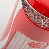 Eurowebb Outlet Boîte à pailles Coca-Cola en métal (sans Emballage) - Déco Cuisine