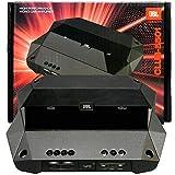 JBL CLUB-5501 Monoblock Amplifier 1300W Peak (650W RMS) Club Series Class D Monoblock Amplifier (Renewed)