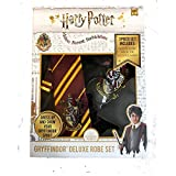 Jerry Leigh Harry Potter Deluxe Robe & Accessory Set