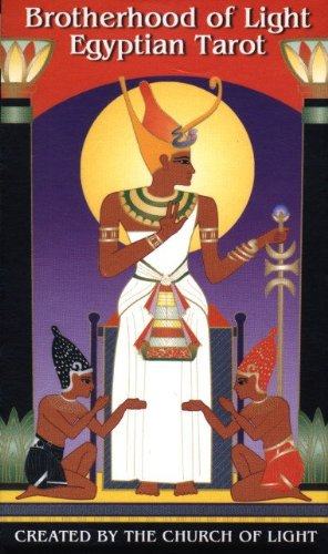 Brotherhood of Light Egyptian Tarot Cards