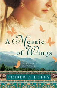 A Mosaic of Wings by [Kimberly Duffy]
