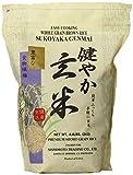 Sukoyaka Brown Rice, Genmai, 4.4-Pound