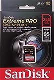 SanDisk サンディスク SDXCカード 256GB Extreme PRO UHS-I対応