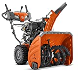 Husqvarna ST327, Husqvarna ST327, 27 in. 291cc Two-Stage Electric Start Gas Snow Blower with Power Steering