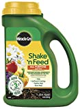 Miracle-Gro Shake 'N Feed All Purpose Plant Food, 4.5 lb.