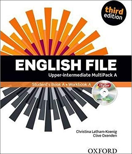 English File third edition: English File 3rd Edition Upper-Intermediate. Multipack a
