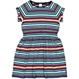 Polarn O. Pyret Beach and City Stripe Dress (6-12YRS) - 6-8 Years/Baton Rouge