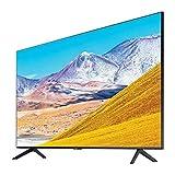 Samsung Crystal UHD 2020 55TU8005 - Smart TV de 55' con Resolución 4K, HDR 10+, Crystal Display, Procesador 4K, PurColor, Sonido Inteligente, One Remote Control y Asistentes de Voz Integrados