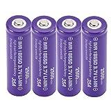 18650 Batterie Li-ION Rechargeable Haute Capacité 2500mah 3.7v Batterie pour...