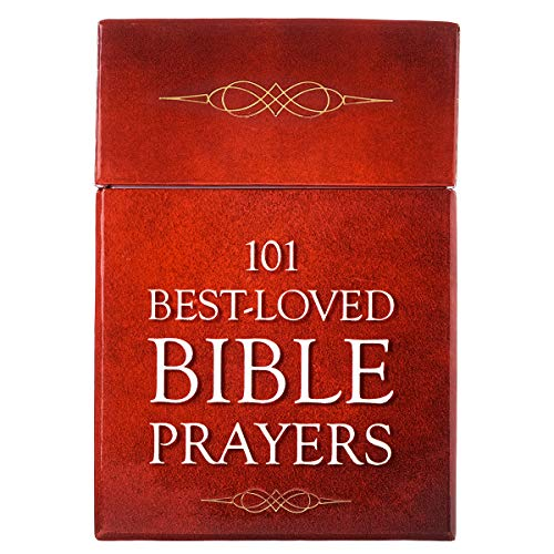 101 Best-loved Bible Prayers, A Box of Blessings