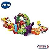 VTech - Tut Tut Bolides - Tut Tut Looping, Petit Voiture King Roi du Looping...