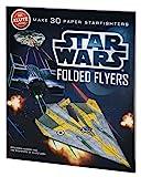 Klutz Star Wars Folded Flyers Activity Kit (Paperback)