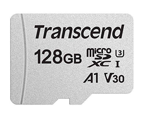 Transcend microSDカード 128GB UHS-I U3 Class10 Nintendo Switch 動作確認済 5年保証 TS128GUSD300S-AE【Amazon.co.jp限定】