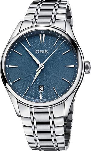 Oris 01-733-7721-4055-07-8-21-88 mechanisch automatisch Herren-Armbanduhr