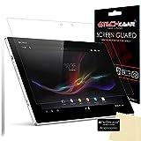 TECHGEAR [2 Pack] Protection d'Écran pour Tablette Xperia Z2, Film de...