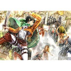 GXWBH Rompecabezas De Madera Anime Garrison Combat 300/500/1000 Piezas Rompecabezas De Descompresión Ensamblaje Juego…