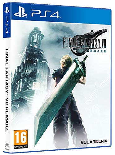 Final Fantasy VII Remake (Edición Exclusiva Amazon)