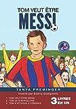 Tom veut être Messi: 3 livres pour enfants sur le foot en 1