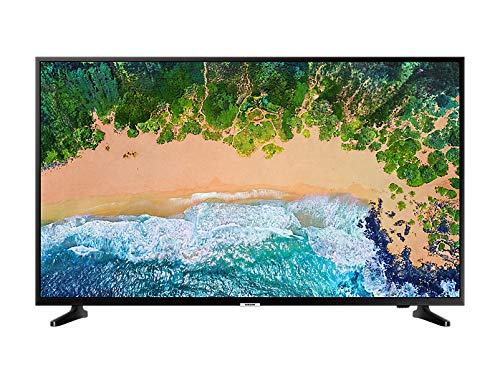 Samsung NU7090 TV UHD 4K Flat Smart Serie 7, 43' , LED, Risoluzione 3840 x 2160,  Nero [Classe di efficienza energetica A]