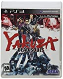 Yakuza Dead Souls (Video Game)