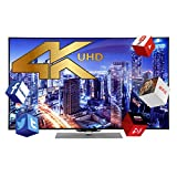 Finlux 65 Inch Ultra HD Smart 3D LED TV Freeview HD (65UT3E242S-T) (Electronics)