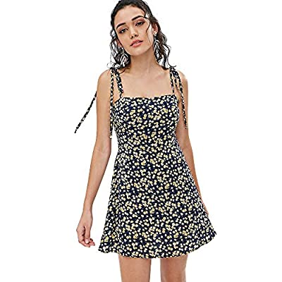 Size information:Different styles of dress size will vary, please refer to the detailed size chart before purchase.Please allow 1-3cm differs due to manual measurement,thanks Material: Polyester ,very soft and comfortable to your skin Features: Spagh...