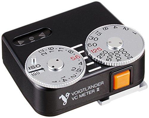 VoightLander VCメーターII ブラック 640047