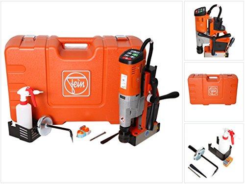 Fein Akku Universal Magnet Kernbohrmaschine AKBU35 PMQW Select (Magnetbohrmaschine, Kernbohrer max. Ø 35 mm) 71700262000