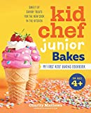 Kid Chef Junior Bakes: My First Kids Baking Cookbook