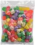 Delicious, Chewy, and Spicy. Features Colorful Gummi Spice Drops with a Sanding of Sugar. Perfect for a Unique Treat for the Kids. Boasts 6 Different Spice Flavors.