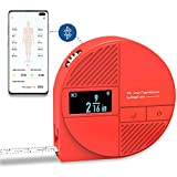BAGEL Pie Labs Smart Tape Measure for Your Body - Easy Goal Setting for Weight Loss, Muscle Gain, and Fitness via Digital Tape Measure App and Measuring Tape for Body