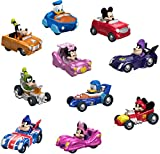 Fisher-Price Disney Mickey & the Roadster Racers, Hot Rod 10-Pack [Amazon Exclusive]
