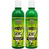 BOE Crece Pelo Shampoo + Rinse 12 oz 'Combo Set!!'
