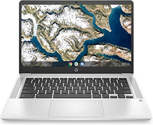 HP Chromebook 14a-na0005ns - Ordenador portátil de 14' FullHD (Celeron...