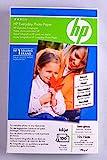 HP Photopapier Everyday Semi-glossy/Q5441A 10x15 cm weiß 175 g/qm Inh.100
