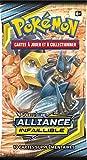 Pokemon (SL10) Booster Soleil et Lune – Alliance Infaillible (Modèle...