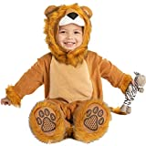 Spooktacular Creations Baby Lion Costume (Large (18-24 Months)) Brown