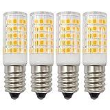 12V E14 LED Ampoule 4W Blanc Chaud 3000K Equivaut 35W-40W Halogène SES...