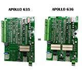 Apollo Control Board 635 / 636 Non-ETL Apollo Main Circuit Control Board
