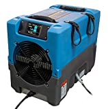Dri-EAZ F413 Revolution LGR Compact Dehumidifier, Portable, Up to 17...