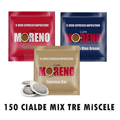 150 CIALDE CAFFE' MORENO MIX TRE MISCELE ESE 44MM