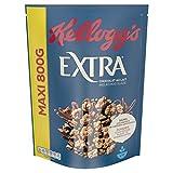Kellogg's Céréale Extra Pépite Chocolat au Lait Sachet 800 g
