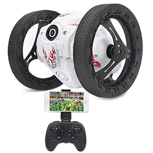 Ongoion Auto RC, Registrazione ad Alta Definizione 2.4 GHz WiFi Control Stunt Car, Hobby Car Jumping RC Toy Wireless per Ragazzi Principianti Bambini Bambini