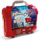 Multiprint- Spider-Man 42817-Confezione 5 Timbri, 42817
