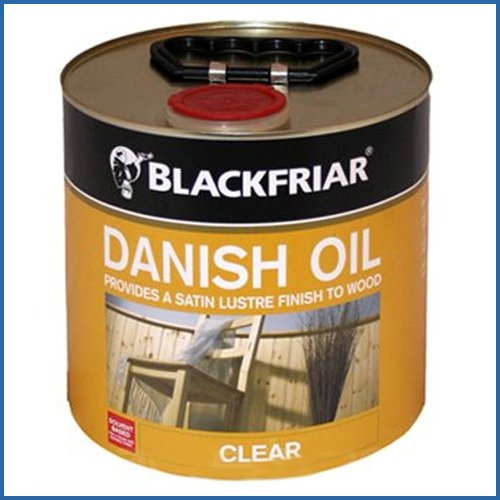 Blackfriar Danish Oil - 2.5 Litre by Blackfriar