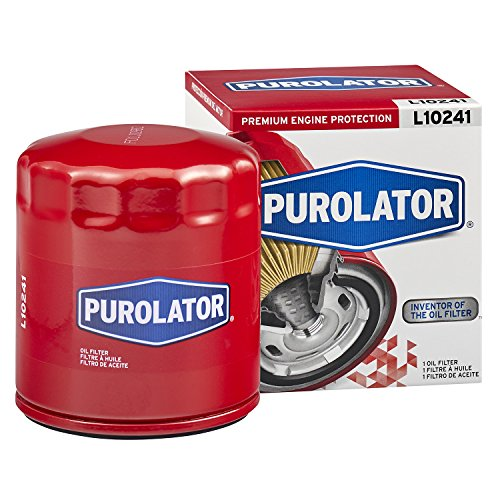 Purolator L10241 Premium Engine Protection Spin On Oil Filter