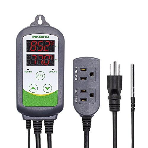 Inkbird ITC-308 Digital Temperature Controller 2-Stage