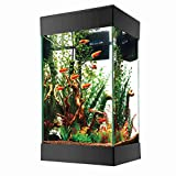 Aqueon Aquarium Starter Kit with LED Lighting, 15 Column 15