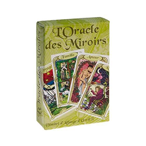 L'Oracle des Miroirs Cartes seules